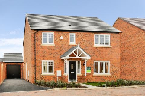 4 bedroom detached house for sale - Plot 177, The Marlborough Meadow Grove, Newport, Shropshire, TF10 7HR