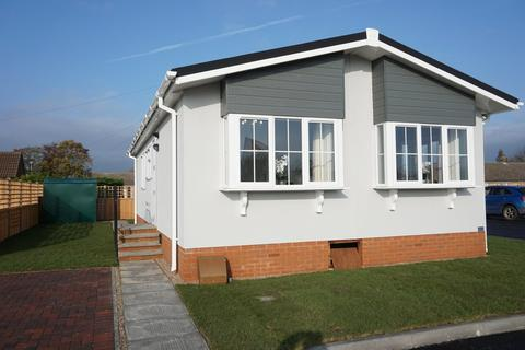 2 bedroom detached bungalow for sale - Kirkstead Bridge Park, Martin Dales