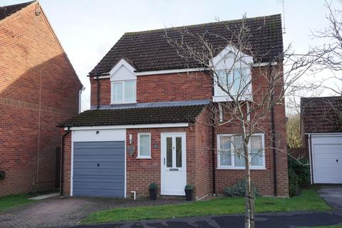 3 bedroom detached house for sale - St. Leonards Close, Woodhall Spa