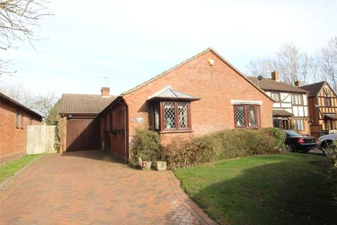 3 bedroom detached bungalow for sale - Burnaston Crescent, Monkspath, Solihull, West Midlands, B90