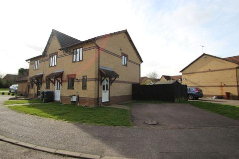 2 bedroom end of terrace house for sale - Chardonnay Close