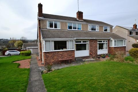 2 bedroom semi-detached house for sale - Jowett Park Crescent, Thackley,