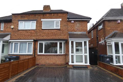 3 bedroom semi-detached house to rent - Tiffield Road, South Yardley, Birmingham