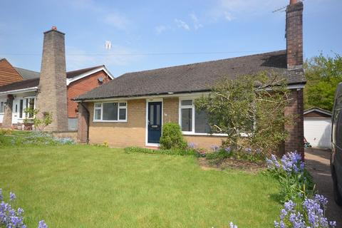 2 bedroom detached bungalow for sale - Mill Hill Lane, Sandbach, CW11 4PN