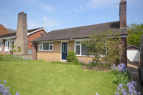 2 bedroom detached bungalow for sale - Mill Hill Lane, Sandbach, CW11 4PN