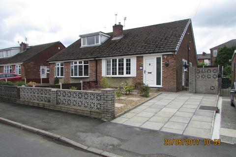 2 bedroom semi-detached bungalow to rent - Martin Close, Denton, Manchester M34 3BG