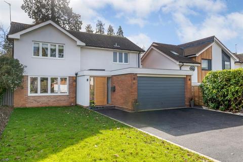4 bedroom detached house for sale - Warren Drive, Dorridge, Solihull, B93 8JY