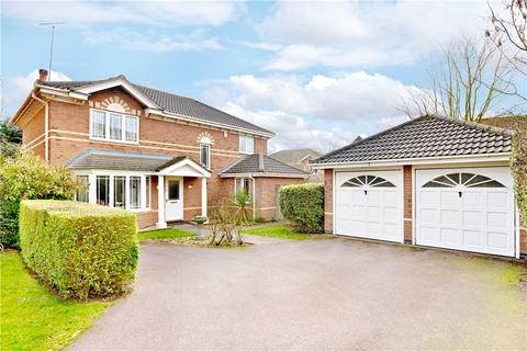 4 bedroom detached house for sale - Ashpole Spinney, Hunsbury Meadows, Northamptonshire
