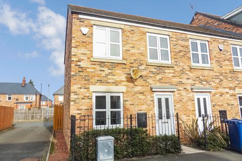2 bedroom semi-detached house for sale - Wyedale Way, Walkergate , Newcastle upon Tyne, Tyne and Wear, NE6 4UW