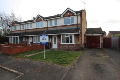 4 bedroom house to rent - Pickering Close, Leicester, LE4
