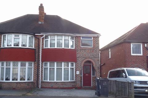 3 bedroom semi-detached house to rent - Sandringham Road , Great Barr , Birmingham  B42