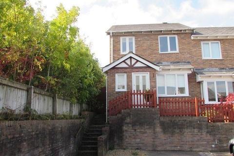 3 bedroom end of terrace house for sale - Pen Llwyn, Broadlands, Bridgend. CF31 5AZ