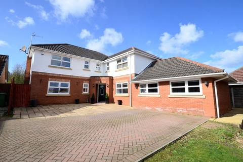 5 bedroom detached house for sale - Lady Richeld Close, Sandymoor
