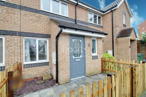 2 bedroom terraced house for sale - Vyner Close, Thorpe Astley