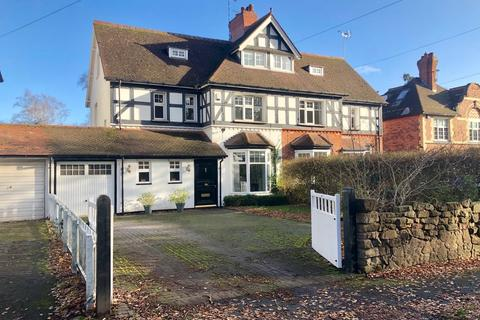 5 bedroom semi-detached house for sale - Old Station Road, Hampton In Arden, Solihull, B92