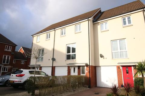 3 bedroom townhouse to rent - Rostron Close, West End, Southampton