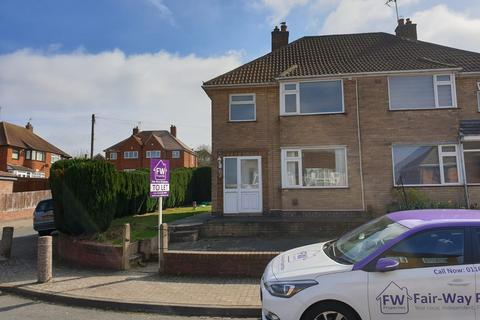 3 bedroom semi-detached house to rent - Plymouth Drive, Evington, LE5