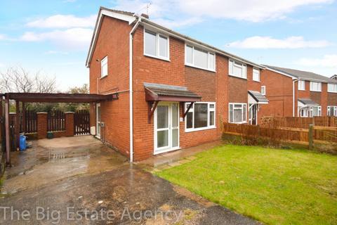 3 bedroom semi-detached house for sale - Bryn Awelon, Buckley, CH7