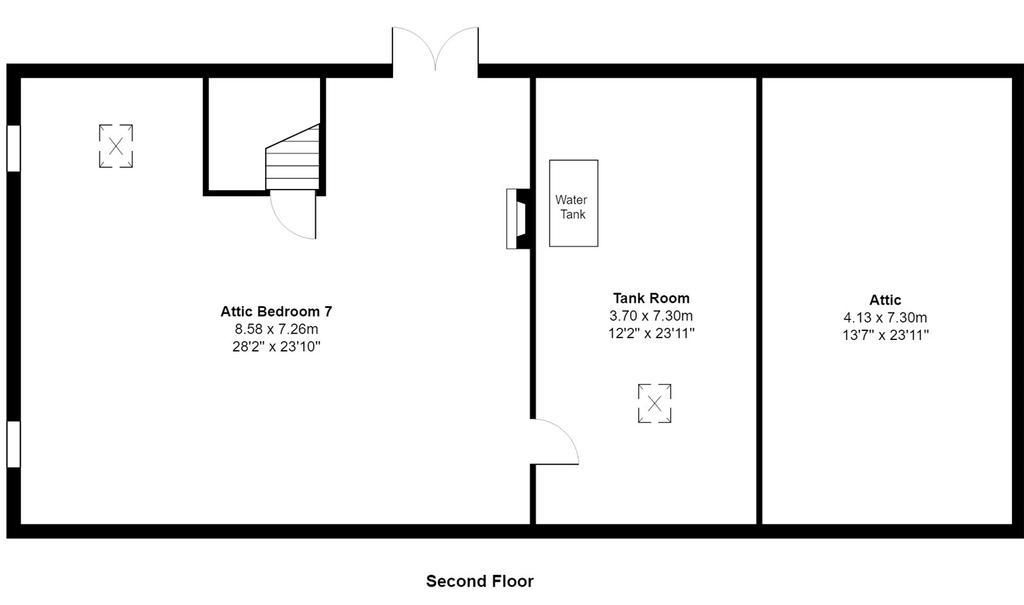 Floorplan 3 of 3: Attic