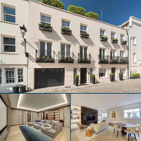 3 bedroom house to rent - Eaton Mews South, Belgravia, London, SW1W