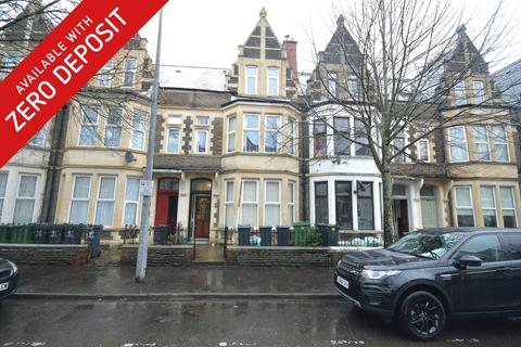 2 bedroom apartment to rent - Marlborough Road, Roath, Cardiff, CF23