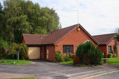 2 bedroom bungalow for sale - Widney Close, Bentley Heath, B93