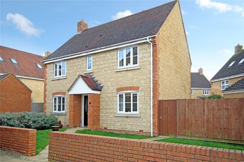 4 bedroom detached house for sale - Minnow Close, Oakhurst, Swindon, SN25