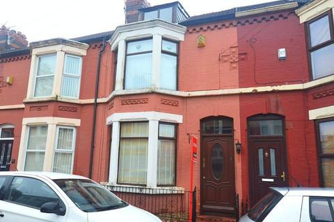 4 bedroom terraced house for sale - Sunbourne Road, Aigburth