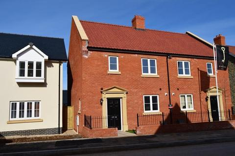 3 bedroom semi-detached house to rent - Loscombe Meadow, North Curry, Taunton, Somerset, TA3 6JL