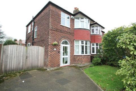 3 bedroom semi-detached house for sale - De Quincey Road, Timperley