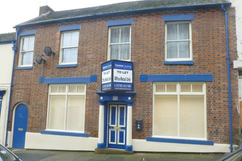 Shop to rent - William Clowes Street, Burslem, Stoke-On-Trent