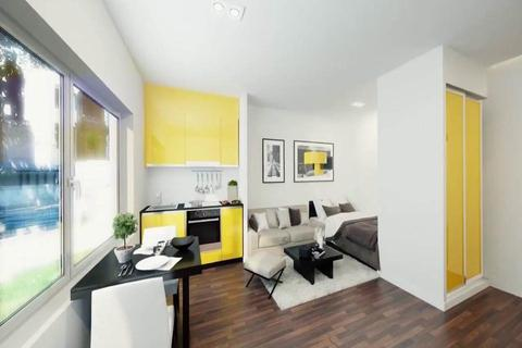 Studio to rent - Priestley Street / Charlotte Road, , Sheffield
