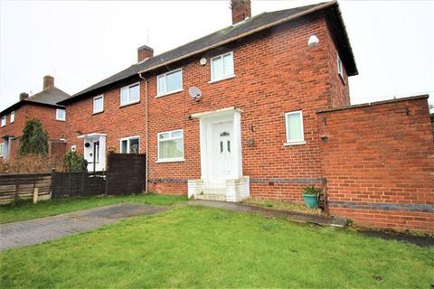 2 bedroom semi-detached house to rent - Ravenscroft Drive, Sheffield, Sheffield, S13 8PS