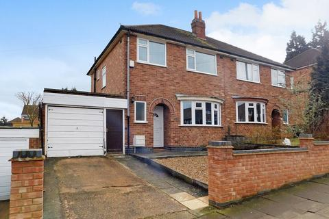 3 bedroom semi-detached house for sale - Heacham Drive, Leicester