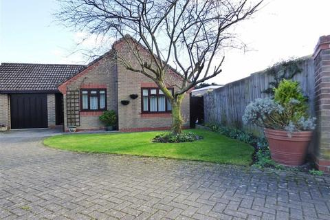 2 bedroom detached bungalow for sale - Orchard Close, YELVERTOFT