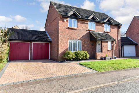 4 bedroom detached house for sale - Sapperton, Werrington, Peterborough