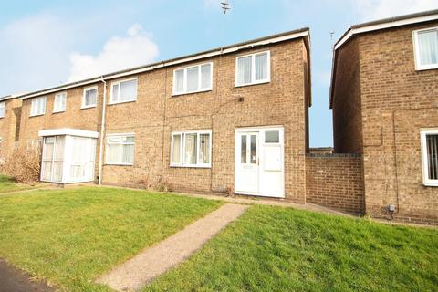 3 bedroom end of terrace house for sale - Ambassadors Way, New York, North Shields