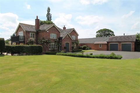 4 bedroom detached house for sale - School Lane, Marton