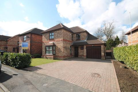 4 bedroom detached house for sale - Abbey Court, Normanby, Middlesbrough