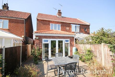 2 bedroom semi-detached house for sale - Old Chapel Road, Winterton-on-sea