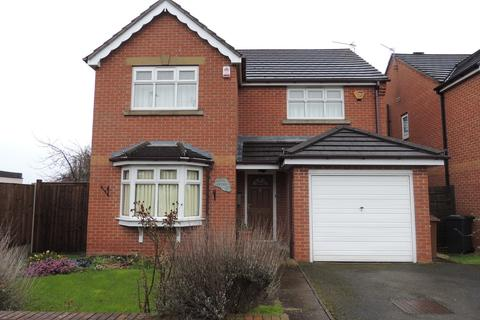 4 bedroom detached house for sale - Sutton Lane, Middlewich