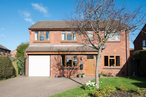 4 bedroom detached house for sale - Breech Close, Streetly, Sutton Coldfield