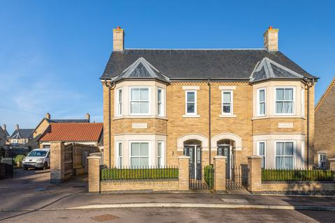 3 bedroom semi-detached house for sale - Fleming Drive, Fairfield, Hitchin SG5 4FF