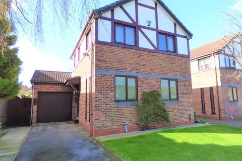 3 bedroom detached house for sale - Dorchester Drive, Sale
