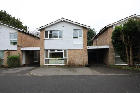 4 bedroom link detached house for sale - Bishbury Close, Edgbaston
