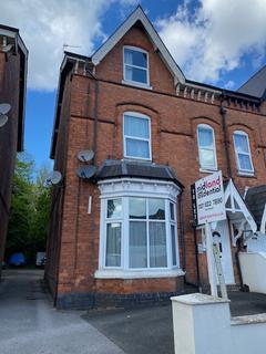 Studio to rent - Flat A Gillott Road, Edgbaston, Birmingham B16