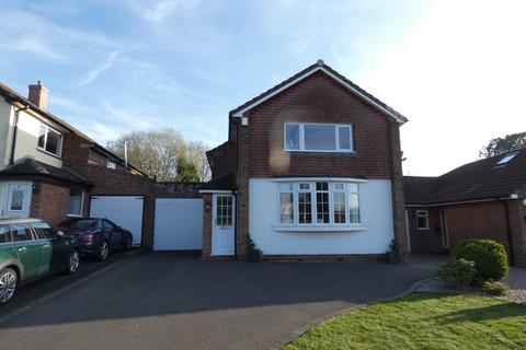 4 bedroom detached house for sale - Streetly Crescent, Four Oaks