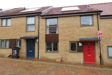 3 bedroom terraced house for sale - Knot Tiers Mews, Upton, Northampton, NN5