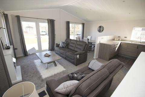3 bedroom lodge for sale - Carnoustie Court, Tydd St. Giles Golf & Leisure Centre, Cambridgeshire, PE13