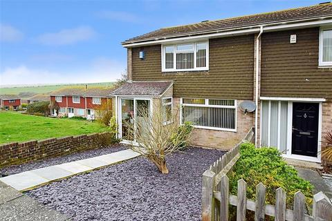 2 bedroom end of terrace house for sale - Connell Drive, Woodingdean, Brighton, East Sussex